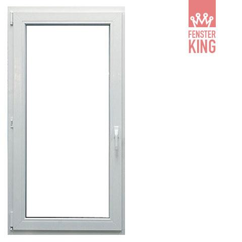 Nebeneingangstür kaufen  Terassentür, Balkon- Nebeneingangstür, Maße 1000 mm x 1900 mm, 2 ...